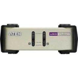 KVM Aten CS82U KVM Switch 2x VGA USB/PS2