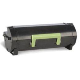 Lexmark 502X RückgabeToner Kapazität 10000 ppm kompatibel zu MS410d / MS410dn / MS510dn / MS610de / MS610