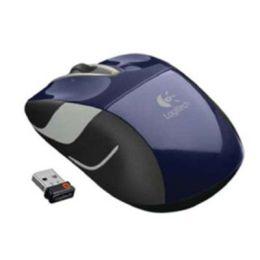 Logitech Maus Wireless Mouse M525 Silver / Drahtlos / Optisch / Unifying-Empfänger