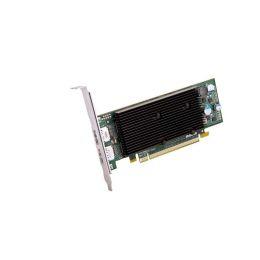Matrox M9128 LP - Grafikkarten - M9128 - 1 GB DDR2 - PCIe x16 Low Profile - 2 x DisplayPort