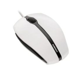 Maus Cherry GENTIX Corded Optical Mouse weiß, USB