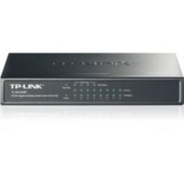 Netgear Netzwerk TP-Link GLAN Switch TL-SG1008P 8-Port (4x PoE)