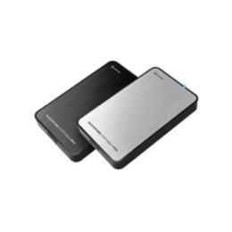 "Sharkoon Quickstore Portable Pro USB3.0 - Storage Enclosure - 6.4 cm ( 2.5"" ) - SATA-300 - SuperSpee"