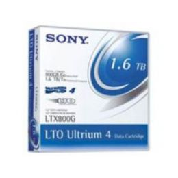 SONY LTX800GN Ultrium 4 800GB 1.6TB LTO-Cartridge Memory 8 KB