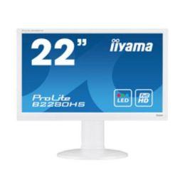 TFT Iiyama 54.7cm (21.5) ProLite B2280HS,weiß