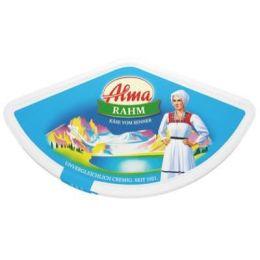ALMA Rahm Schmelzkäse 3 Portionen a 50 g