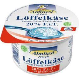 Almliesl Löffelkäse natur 20% Fett i. Tr. 200 g
