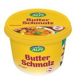 Alpi Butterschmalz - reines Butterfett 500g