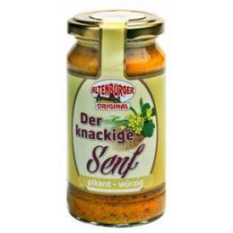 Altenburger Der knackige Senf - pikant und würzig