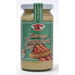 Altenburger Thüringer Bratwurstsenf 200 ml