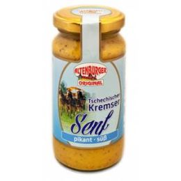Altenburger Tschechischer Kremser Senf 200 ml