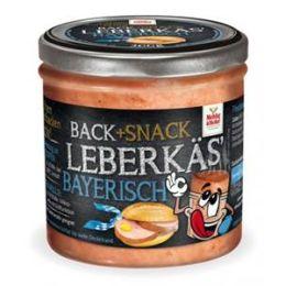 Back+Snack Leberkäs BAYERISCH 300g