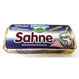 Bayernland Sahne Schmelzkäsezubereitung 150g