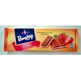 Bensdorp Erdbeer Schokolade 300g