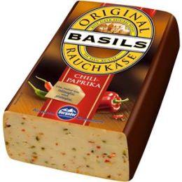 Bergader Basils Rauchkäse Chili Paprika ca. 1,7 kg