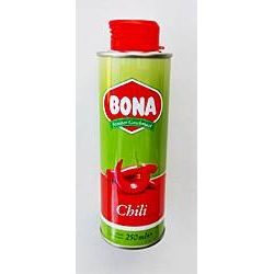 BONA - feinstes Pflanzenöl  mit Chiliaroma 250 ml