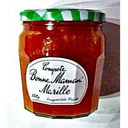 Bonne Maman Compote Marille (Marillenkompott) 380g