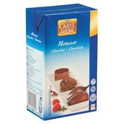 Carte D'Or Au Chocolate Mousse 1 ltr.