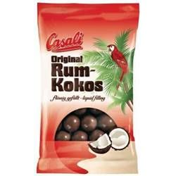 Casali Rum Kokos Dragees 100g