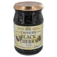 Chivers Black Cherry Jam 340g