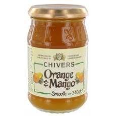 Chivers Smooth Orange Mango Brotaufstrich 340 g