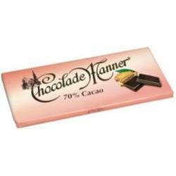 Chocolade Manner 70 % Cacao