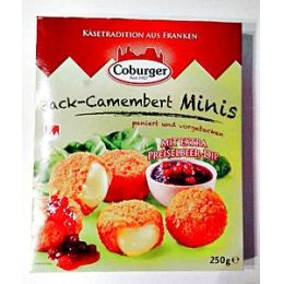 Coburger Back-Camembert Minis