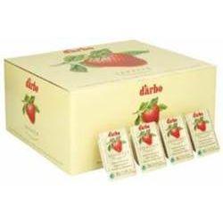 Darbo Portionen Erdbeer 45% Fruchtanteil 100 x 25 g