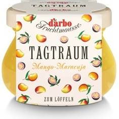 Darbo Tagtraum Fruchtmousse Mango-Maracuja