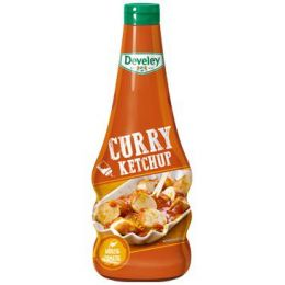 Develey Curry Ketchup 750 ml