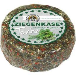 Die Käsemacher Ziegenkäse Torte mit frischen Kräutern 1 kg