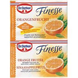Dr. Oetker Finesse - natürliches Orangen Schalen Aroma