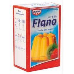 Dr. Oetker Flana Pudding Vanille 1 kg