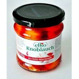 efko Knoblauch in Chili-Marinade