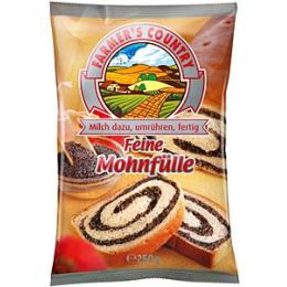 Farmers Country Mohnfülle 250 g