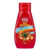Felix Austria Hot Ketchup ohne Zuckerzusatz