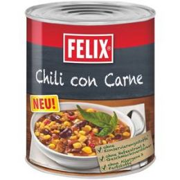 Felix Chili con Carne 2900g