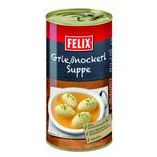 Felix Grießnockerl Suppe 560g
