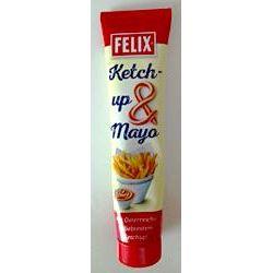 Felix Ketchup & Mayo 190g