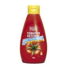 Felix Tomatenketchup ohne Zuckerzusatz 960g