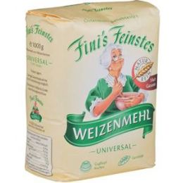 Fini´s Feinstes Weizenmehl Universal