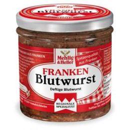 Franken Blutwurst 300g