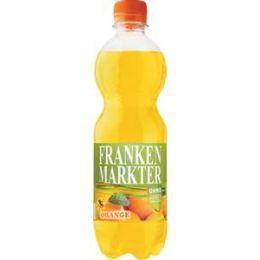 Frankenmarkter Orange 12 x 0,5 ltr. zuckerfrei