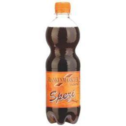 Frankenmarkter Spezi Mix 12 x 0,5 l zuckerfrei