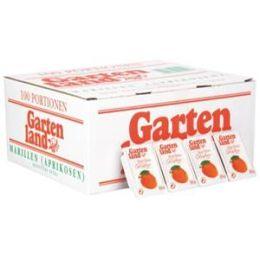 Gartenland Konfitüre Marillen 100 Portionen