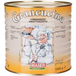 Grancucina frisch geriebener Käse 1 kg