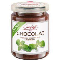 Grashoff Dunkle Chocolat mit Minze