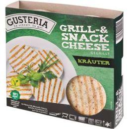 Gusteria Grill- & Bratkäse Kräuter 70mm Durchmesser 750 g