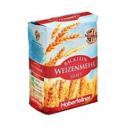 Haberfellner Backfein Weizenmehl Type 480 glatt 1 kg