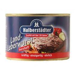 Halberstädter Land-Leberwurst 160g